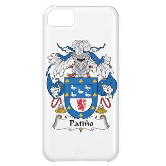 Escudo de la familia de Patino