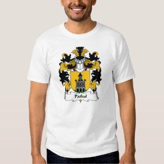 Escudo de la familia de Patkul Camisas