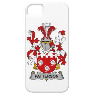 Escudo de la familia de Patterson iPhone 5 Cárcasas