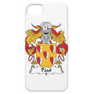 Escudo de la familia de Paul Funda Para iPhone SE/5/5s