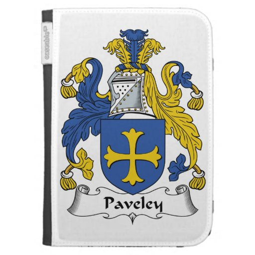 Escudo de la familia de Paveley