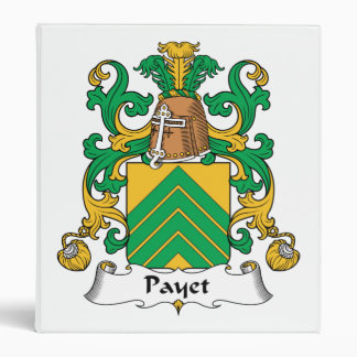 """Escudo de la familia de Payet Carpeta 1"""""""