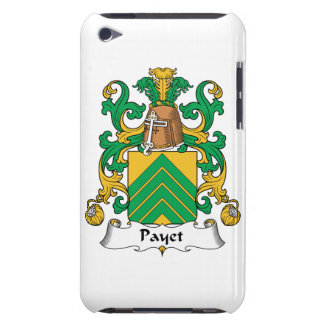 Escudo de la familia de Payet iPod Case-Mate Cobertura