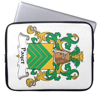 Escudo de la familia de Payet Manga Computadora