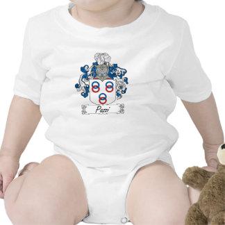 Escudo de la familia de Pazzi Trajes De Bebé