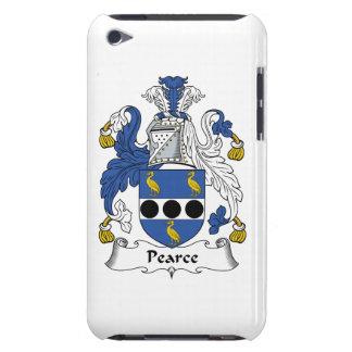Escudo de la familia de Pearce Case-Mate iPod Touch Protectores