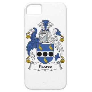 Escudo de la familia de Pearce iPhone 5 Protectores