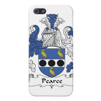 Escudo de la familia de Pearce iPhone 5 Cobertura