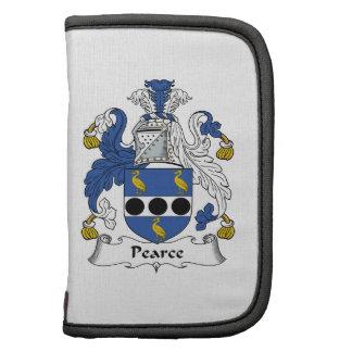 Escudo de la familia de Pearce Organizador