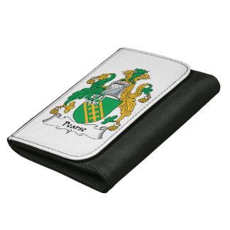 Escudo de la familia de Pearse