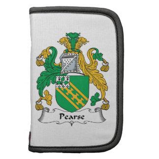 Escudo de la familia de Pearse Planificadores
