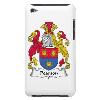 Escudo de la familia de Pearson iPod Touch Cárcasa