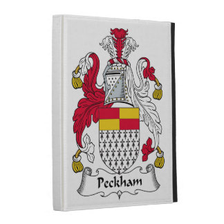 Escudo de la familia de Peckham
