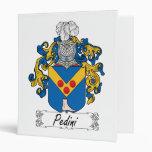 Escudo de la familia de Pedini