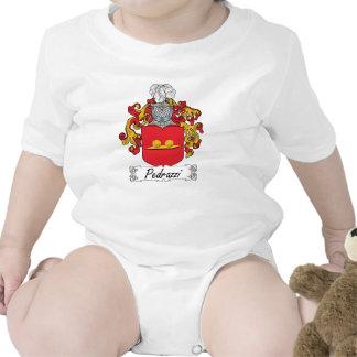 Escudo de la familia de Pedrazzi Traje De Bebé