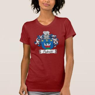Escudo de la familia de Pedretti Camiseta