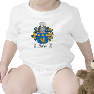 Escudo de la familia de Pedroni Trajes De Bebé