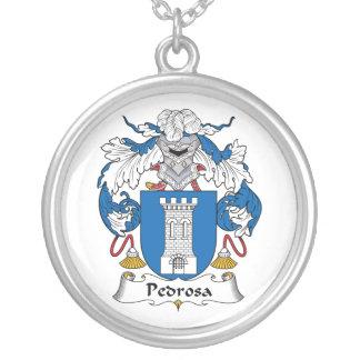 Escudo de la familia de Pedrosa Grímpola