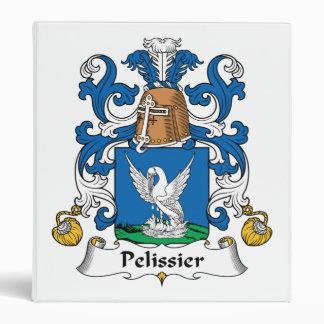 Escudo de la familia de Pelissier