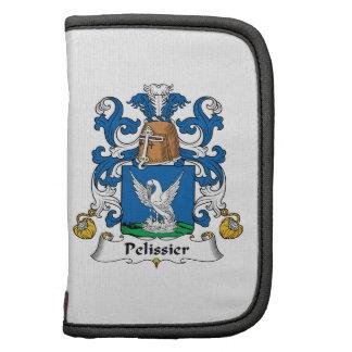 Escudo de la familia de Pelissier Planificador
