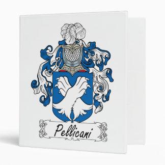 Escudo de la familia de Pellicani