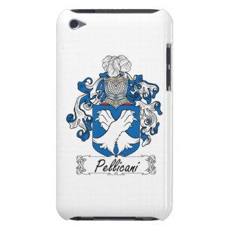 Escudo de la familia de Pellicani iPod Touch Case-Mate Cobertura