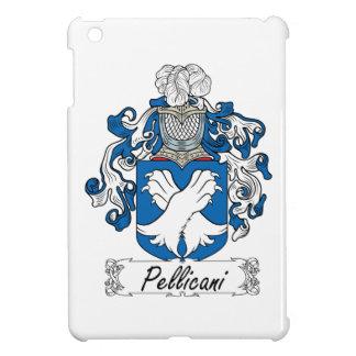 Escudo de la familia de Pellicani iPad Mini Protector