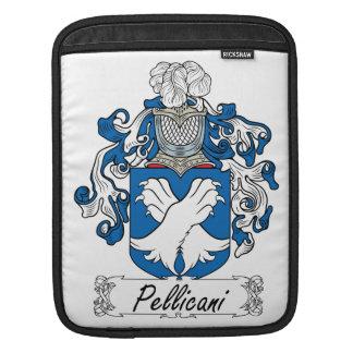 Escudo de la familia de Pellicani Mangas De iPad