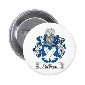 Escudo de la familia de Pellicani Pins