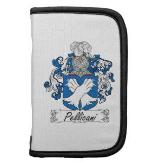 Escudo de la familia de Pellicani Planificadores