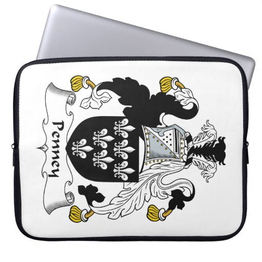 Escudo de la familia de Penney Funda Ordendadores
