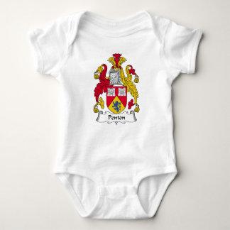 Escudo de la familia de Penton Mameluco De Bebé