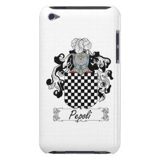 Escudo de la familia de Pepoli Case-Mate iPod Touch Protectores