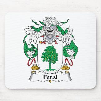 Escudo de la familia de Peral Tapetes De Raton