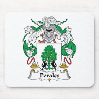 Escudo de la familia de Perales Tapetes De Raton
