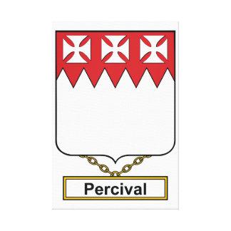 Escudo de la familia de Percival Lona Estirada Galerías