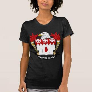 Escudo de la familia de Percival Camiseta