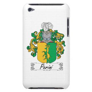 Escudo de la familia de Perini Barely There iPod Cárcasa