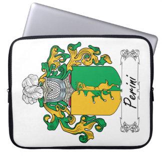 Escudo de la familia de Perini Funda Ordendadores