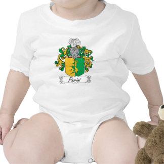 Escudo de la familia de Perini Trajes De Bebé