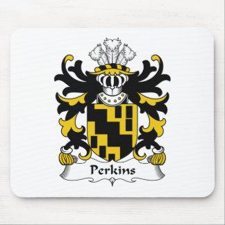 Escudo de la familia de Perkins Mousepads