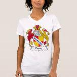 Escudo de la familia de Perry Camisetas
