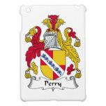 Escudo de la familia de Perry iPad Mini Cobertura