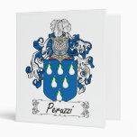 Escudo de la familia de Peruzzi