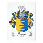 Escudo de la familia de Pesaro Anuncios Personalizados