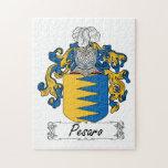 Escudo de la familia de Pesaro Rompecabezas