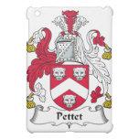Escudo de la familia de Pettet