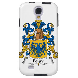 Escudo de la familia de Peyre Funda Para Galaxy S4