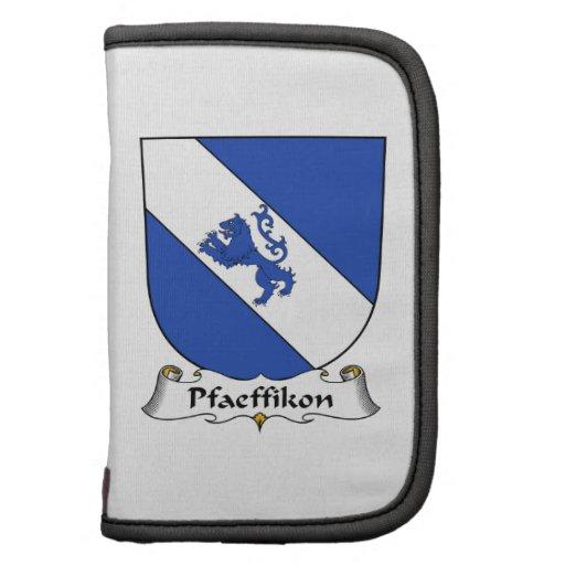 Escudo de la familia de Pfaeffikon Planificadores