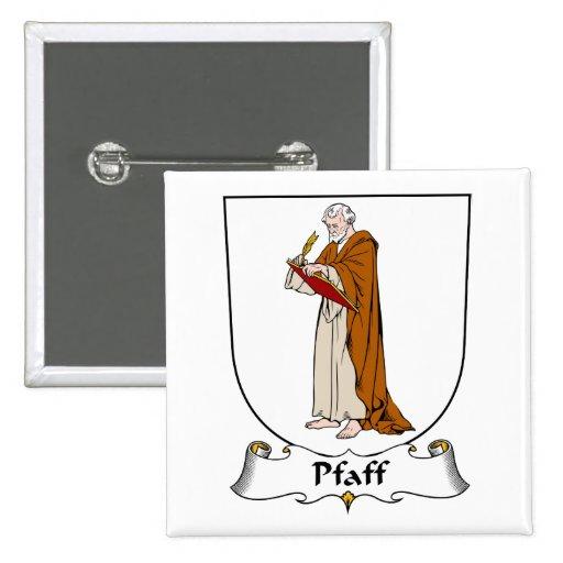 Escudo de la familia de Pfaff Pin